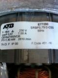 Elektromotor ATB 1,4 kW